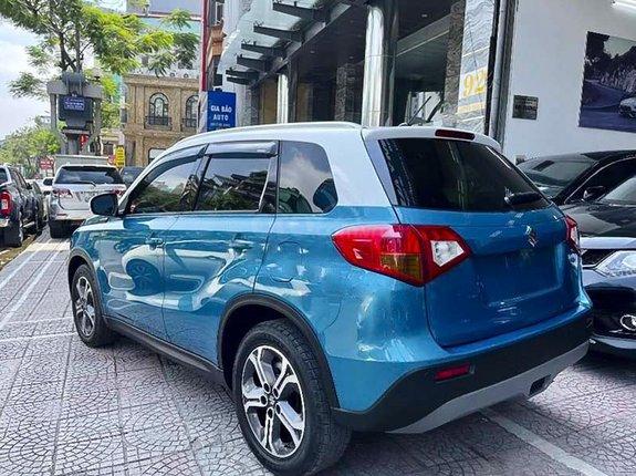 Bán ô tô Suzuki Vitara năm 2017, màu xanh lam, nhập khẩu