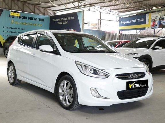 Hyundai Accent 1.4AT 2014 HB, HT 100% trước bạ