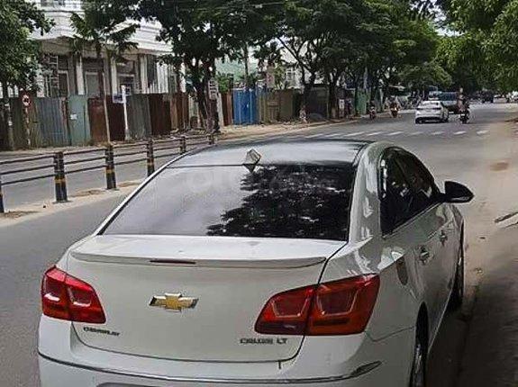 Cần bán Chevrolet Cruze LT 1.6 MT 2016, màu trắng số sàn giá cạnh tranh