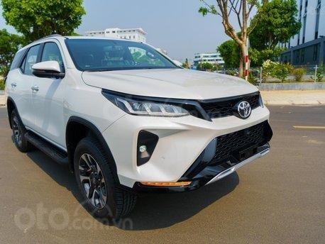 Toyota Fortuner 2021, hỗ trợ trả góp, đăng ký lái thử, giá tốt nhất thị trường