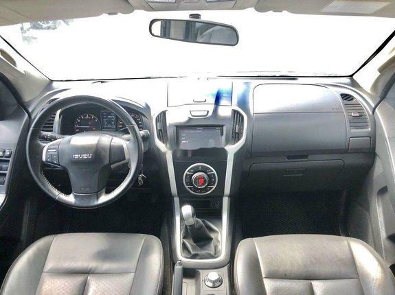 Xe Isuzu Dmax 2018, màu bạc, nhập khẩu nguyên chiếc, giá tốt