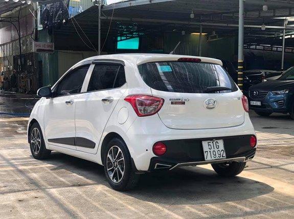 Bán nhanh giá ưu đãi chiếc Hyundai Grand i10 hatchback 1.2AT 2018
