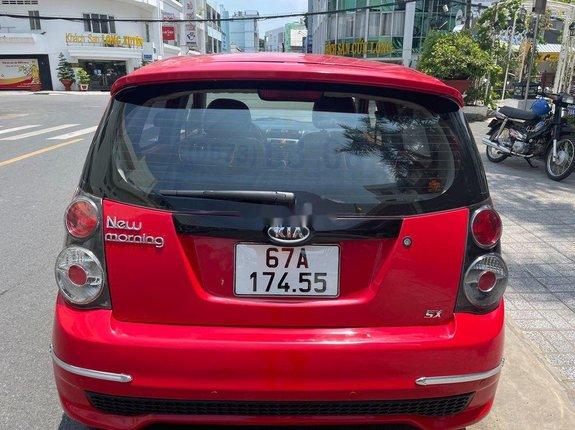 Cần bán Kia Morning sản xuất năm 2012, màu đỏ còn mới, giá chỉ 152 triệu