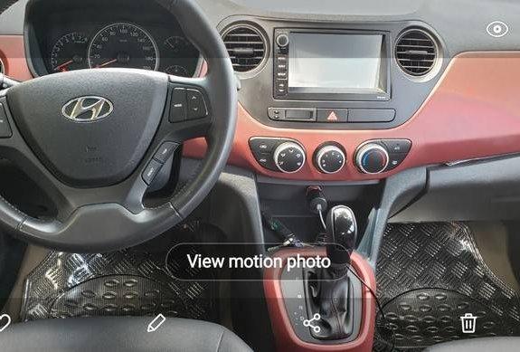 Bán Hyundai Grand i10 năm sản xuất 2018 xe gia đình