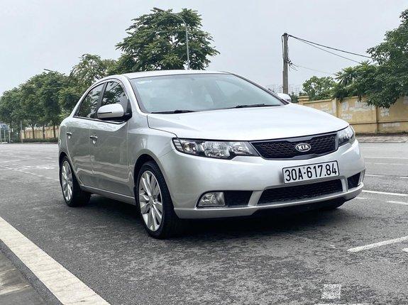 Cần bán lại xe Kia Forte 1.6AT sản xuất 2012, giá 358tr