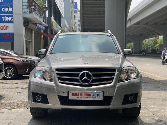 Mercedes GLK 300 4Matic 2009 mới nhất Hà Nội, đăng kí 2010, cá nhân chính chủ