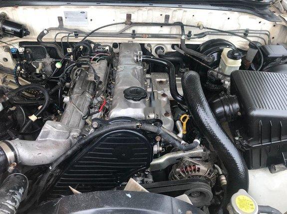 Xe Ford Ranger đời 2006, màu trắng chính chủ