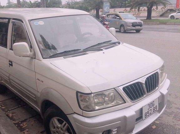 Bán ô tô Toyota Zace đời 2002, màu trắng, nhập khẩu