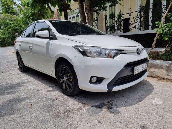 Bán ô tô Toyota Vios sản xuất 2018 còn mới, giá tốt