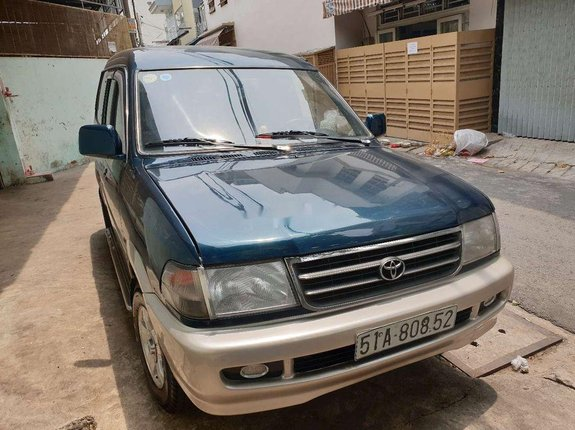 Bán xe Toyota Zace năm sản xuất 2001 còn mới