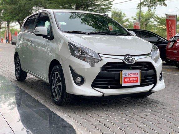 Xe Toyota Wigo 1.2E MT sản xuất 2019, nhập khẩu nguyên chiếc còn mới, 320 triệu