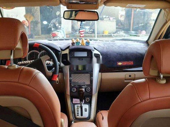 Bán ô tô Chevrolet Captiva đời 2009, màu bạc chính chủ