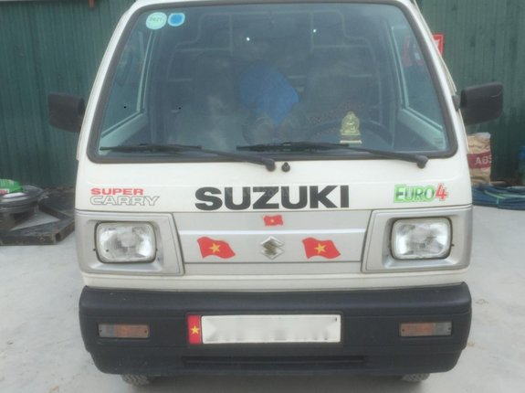 Bán Suzuki Carry sản xuất 2018