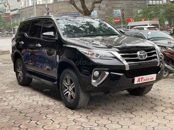 Bán ô tô Toyota Fortuner sản xuất năm 2019 nhập khẩu, giá tốt