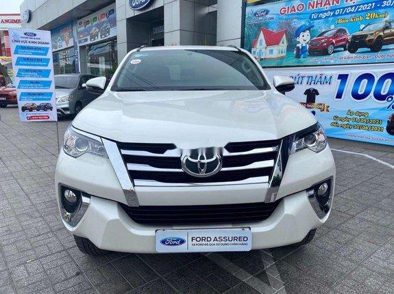 Cần bán xe Toyota Fortuner 2020, màu trắng, xe nhập còn mới