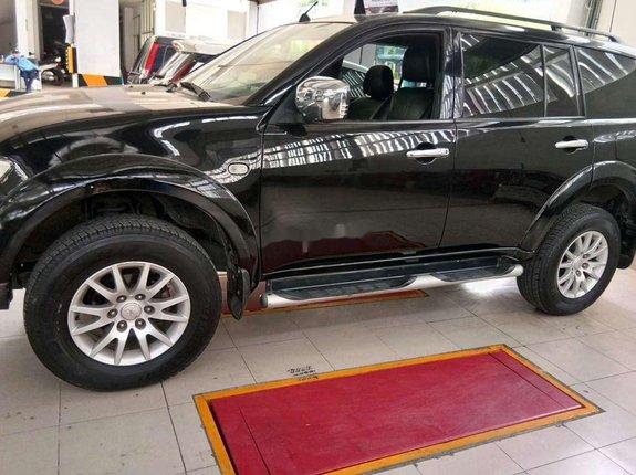 Xe Mitsubishi Pajero 2011, màu đen, xe nhập còn mới, giá 510tr