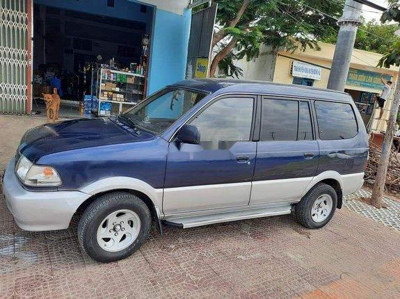Bán Toyota Zace đời 2002, hai màu, nhập khẩu