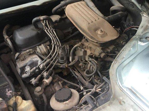 Cần bán gấp Toyota Hiace đời 1998, màu bạc, nhập khẩu nguyên chiếc, giá chỉ 33 triệu