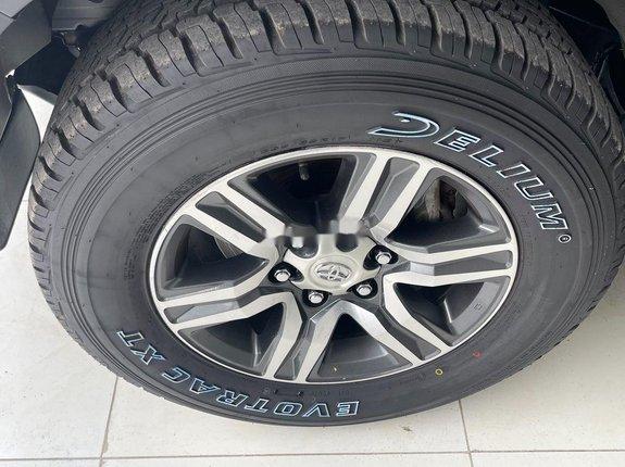 Cần bán lại xe Toyota Fortuner sản xuất 2017, màu xám, nhập khẩu, giá 795tr