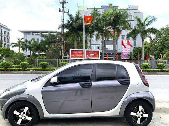 Bán xe Smart Forfour sản xuất 2002, màu xám, nhập khẩu