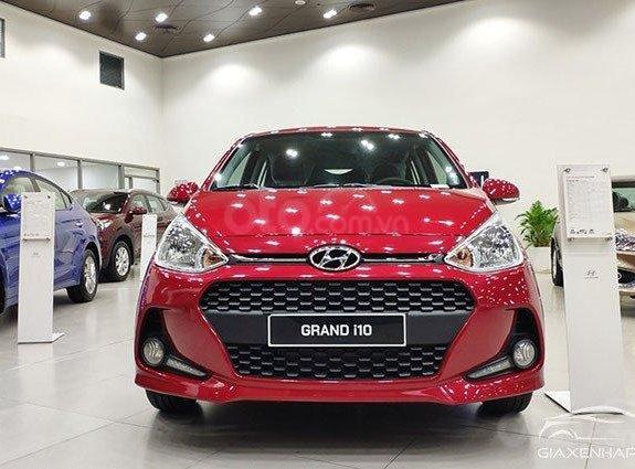 Hyundai Miền Nam- Hyundai Grand i10 2021 giảm 10tr tiền mặt, ưu đãi cực lớn tri ân khách hàng tháng 5