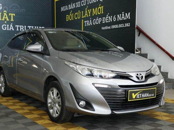 Toyota Vios G 1.5AT 2019, HT 100% trước bạ