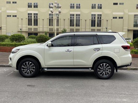 Nissan Terra V 2.5 AT 4WD sản xuất 2019, dòng 7 chỗ rộng rãi vô cùng - nhập khẩu nguyên chiếc
