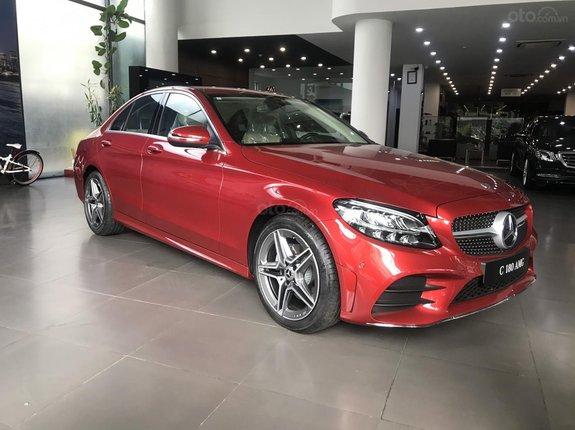 [Mercedes An Du] Mercedes-Benz C180 AMG New 2021 - ưu đãi tháng 6 siêu hot chiết khấu lên tới 300 triệu mua xe