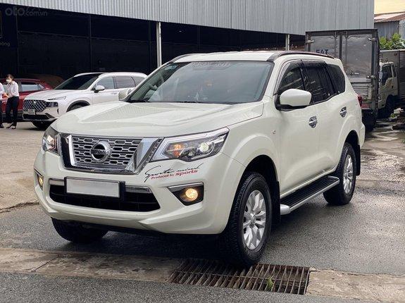 Cần bán Nissan Terra số sàn máy dầu, 2019 rất mới, bao test hãng và thầy thợ