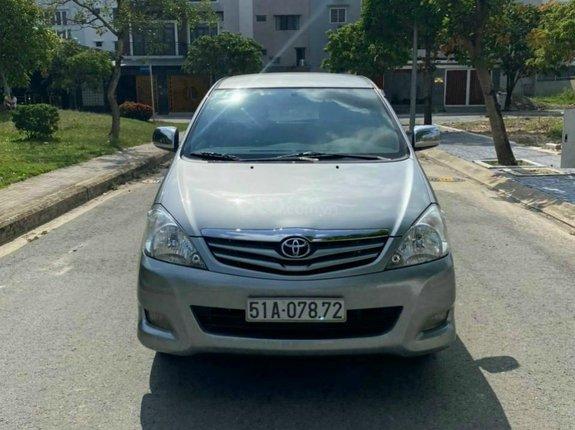 Bán Toyota Innova SR 7 chỗ đời 2011, xe gia đình