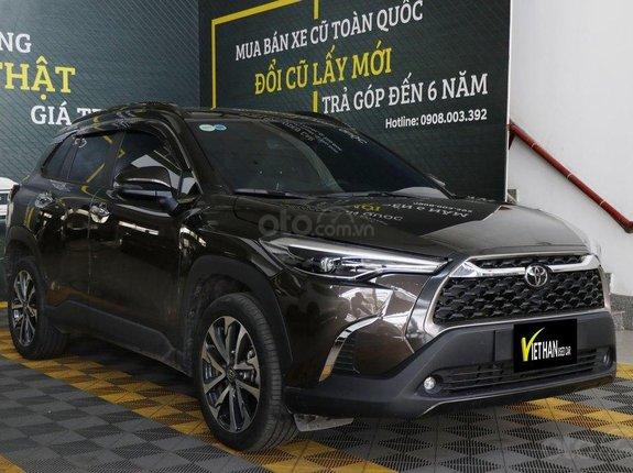 Toyota Corolla Cross V 1.8AT 2020, HT 100% trước bạ