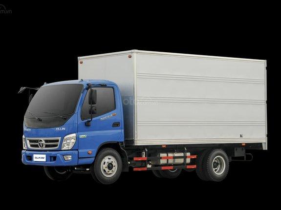 Xe tải Thaco Bình Định - Phú Yên Thaco Ollin 700 tải 3.49 tấn, thùng 4.3m