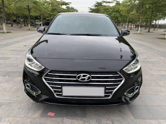 Bán xe Hyundai Accent 1.4AT sx 2019 số tự động