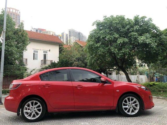 Cần bán lại xe Mazda 3 năm sản xuất 2013, 405 triệu
