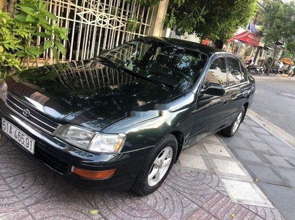 Bán ô tô Toyota Corona năm 1993, màu đen, 110 triệu