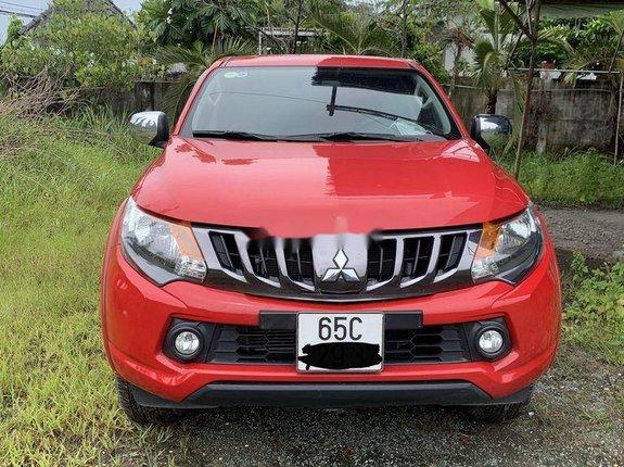 Bán xe Mitsubishi Triton sản xuất 2018, xe nhập giá cạnh tranh