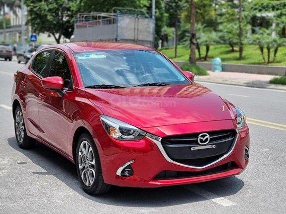 Cần bán Mazda 2 Luxury năm 2019, màu đỏ, xe nhập, 530 triệu