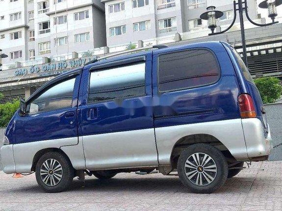 Xe Daihatsu Citivan đời 1997, màu xanh lam, xe nhập