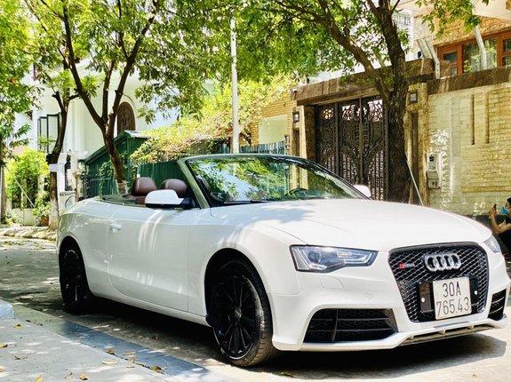 Audi A5 model 2015 mui trần biển VIP