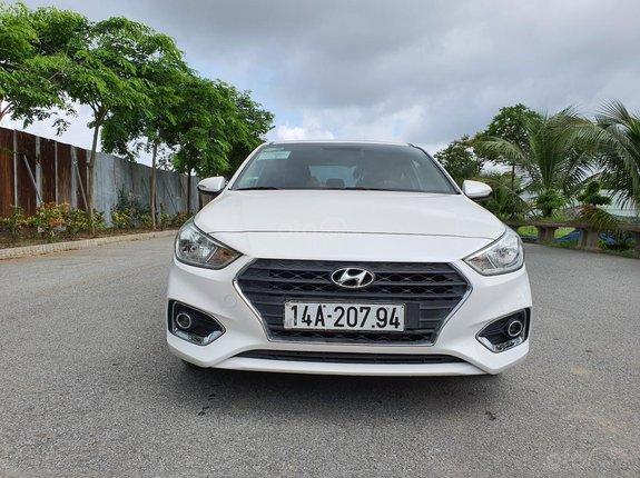 Bán xe Hyundai Accent năm 2018 giá cạnh tranh