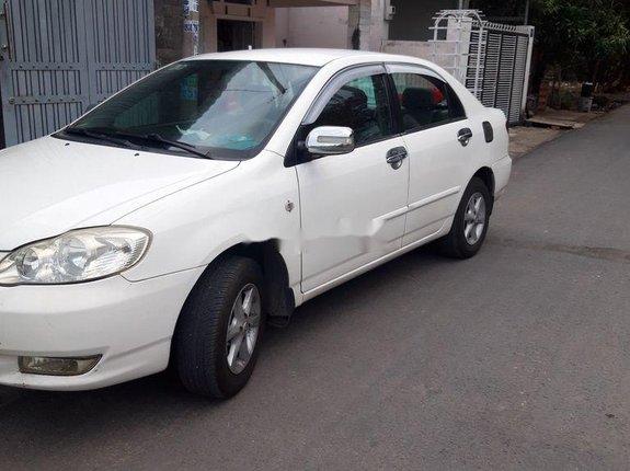 Xe Toyota Corolla Altis năm 2001, giá chỉ 220 triệu