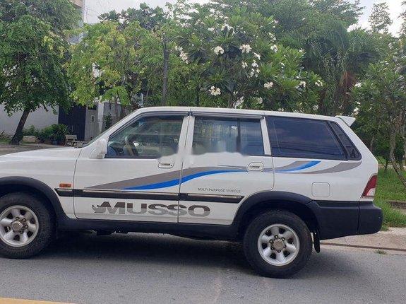 Xe Ssangyong Musso sản xuất năm 2003, nhập khẩu