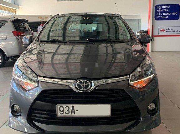 Bán Toyota Wigo 1.2E sản xuất năm 2019 số sàn, 298tr