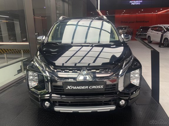 Bán Mitsubishi Xpander Cross chỉ 126 triệu lăn bánh,giảm ngay 30tr trong T6, trả góp 85%, thủ tục nhanh gọn, giá tốt nhất Miền Bắc