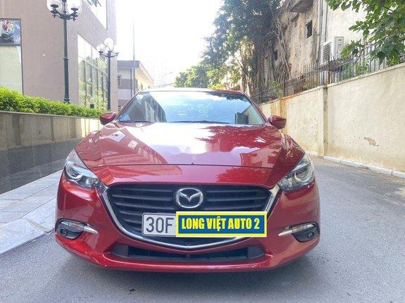 Bán ô tô Mazda 3 2018, màu đỏ chính chủ