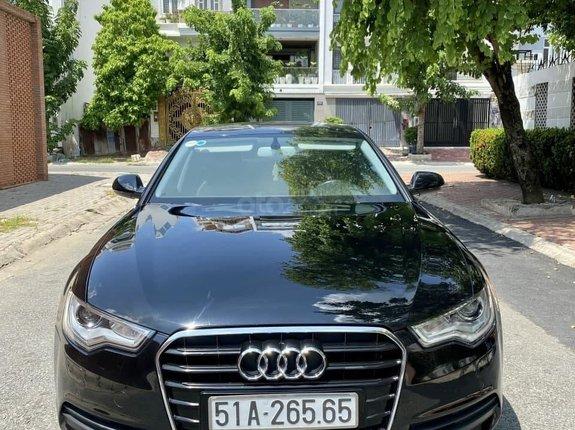 Bán xe Audi A6 năm 2011 chất xe đẹp, bảo dưỡng tốt định kỳ, giá rất hợp lý