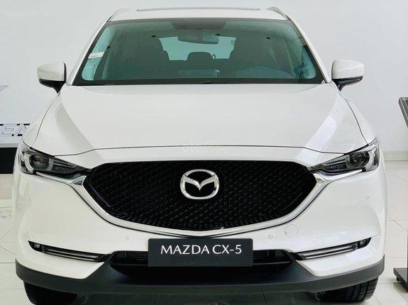 New Mazda CX5 SUV gia đình