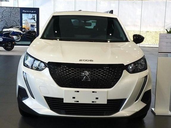 Peugeot 2008 - dấu ấn khác biệt từ sư tử Pháp
