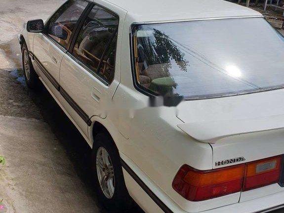 Bán Honda Accord đời 1988, màu trắng, nhập khẩu nguyên chiếc