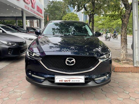 Bán Mazda CX-5 2.0AT Premium 2020 - xanh đen